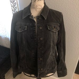Women's Jean Jacket - Size 14 / Large